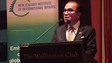 Dubes RI Selandia Baru Prihatin Berita Miring tentang Islam