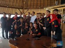 Lupa Ulang Tahun Sendiri, Jokowi Dapat Kejutan dari Wartawan
