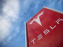Ambyar! Valuasi Tesla Menguap Rp 740 T Dalam Semalam