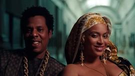 Beyonce-Jay Z Kantongi Rp3,8 Triliun Berkat 'On The Run II'