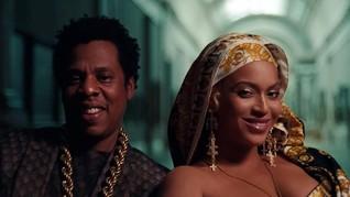 Museum Louvre Buat Tur Seni dari Video Musik Beyonce-Jay Z