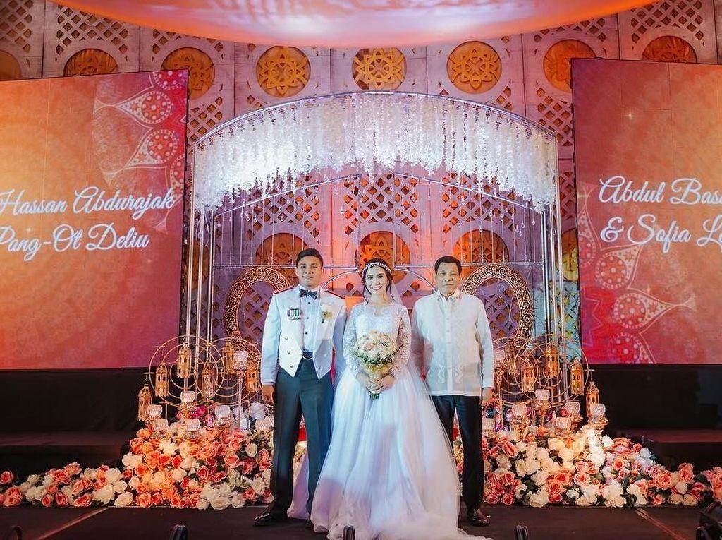 Foto: Cantiknya Pengawal Presiden Filipina yang Seorang Muslim