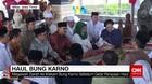 Megawati Menangis di Haul Bung Karno