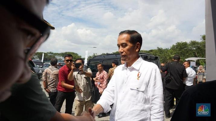 Puas Kinerja 4 Tahun Terakhir, Jokowi Patok Inflasi 2%