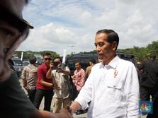 Dikritik Soal Freeport, Jokowi: Jangan Komentar Miring!