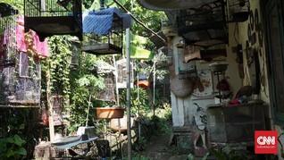 Kampung Betawi di Antara Impitan Tembok Kemang