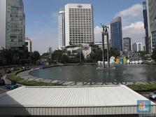 Ngeri! Tahun 2050, Sebagian Jakarta Diramalkan Tenggelam