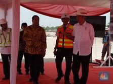 Di Hari Ulang Tahun, Jokowi Sidak ke Bandara Soekarno-Hatta