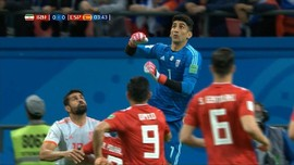 VIDEO: Highlights Babak Pertama Iran vs Spanyol
