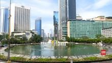 VIDEO: Usai Libur Lebaran, Jakarta Kembali Padat