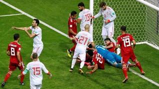 Kalah dari Spanyol, Iran Tetap Impikan Rekor