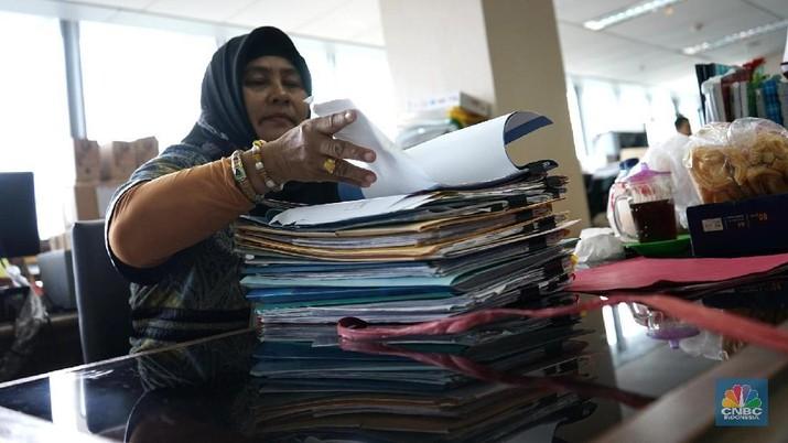 Jumlah pekerja yang work from home di Jakarta semakin banyak