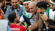 Wanita Iran Nobar Piala Dunia Kali Pertama Sejak 1979