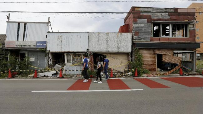 Jepang Izinkan Penduduk Kota Sekitar PLTN Fukushima Kembali