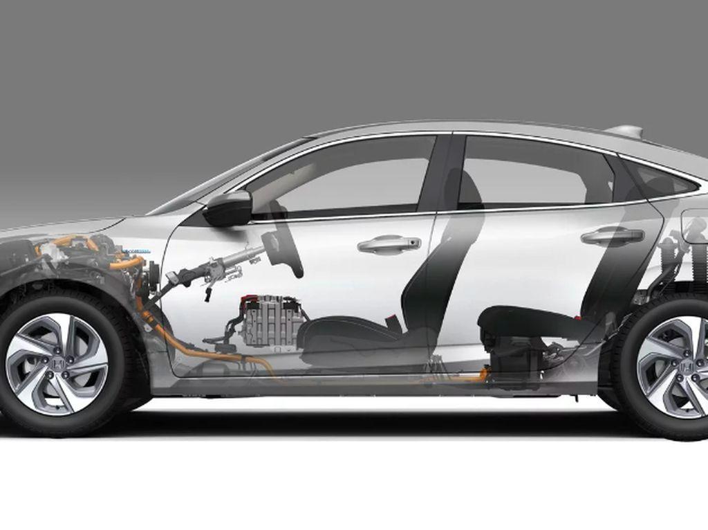 Mobil Hibrida Terbaru Honda Dibanderol Mulai Rp 321 Jutaan