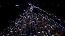 Arus Balik, 650 Ribu Kendaraan Tiba di Jakarta