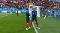 VIDEO: Highlights Babak Pertama Prancis vs Peru
