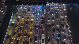 Macet Hingga 29 KM, Tol Semarang-Solo Terapkan One Way