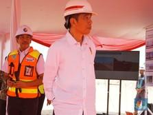 Jokowi Ingin Hapus Antrean Pesawat di Bandara Soekarno-Hatta