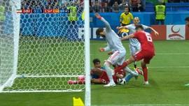VIDEO: Cuplikan Kemenangan Spanyol Atas Iran
