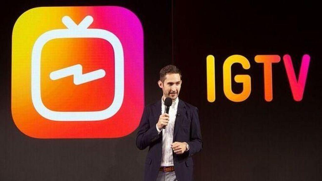 Pendiri Instagram Mundur dari Facebook