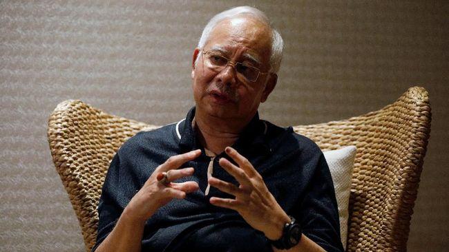 Eks PM Malaysia Najib Razak Klaim Punya Julukan Baru: Bosku