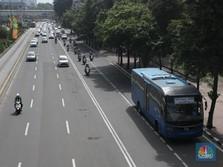 Pindah Ibu Kota Ditunda, Proyek Kereta Tetap Disiapkan