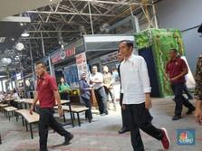 Luhut Pandjaitan dan Ngabalin Bahas Cawapres Jokowi