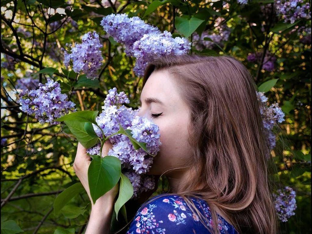 Foto ini diklaim jadi petunjuk keberadaan Snowden, karena bunga Lilac masih mekar di Pegunungan Ural dan Siberia, namun tidak di Moskow. Foto: Instagram/lsjourney