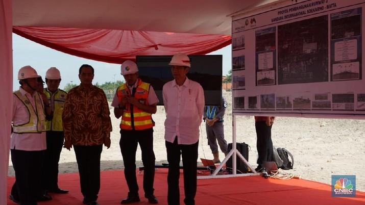 Terminal 4 Bandara Soekarno-Hatta akan dibangun mulai 2020.