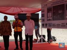 Jokowi: Terminal 4 Soetta Dibangun di Lapangan Golf Soewarna