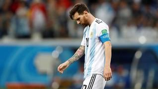 Angka-angka yang Bukan Level Messi