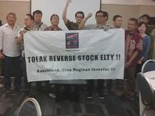 Bakrieland Gelar Paparan Publik, Investor Tolak Reverse Stock