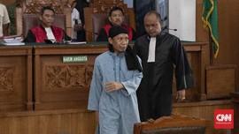 Aman Abdurrahman Menolak Banding Vonis Mati Kasus Terorisme