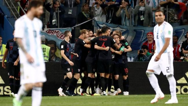 Prediksi Islandia vs Kroasia di Grup D Piala Dunia 2018