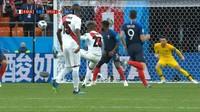 VIDEO: Cuplikan Gol Pertandingan Prancis vs Peru