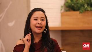 Chikita Meidy Berharap Jakarta Segera Bebas Banjir