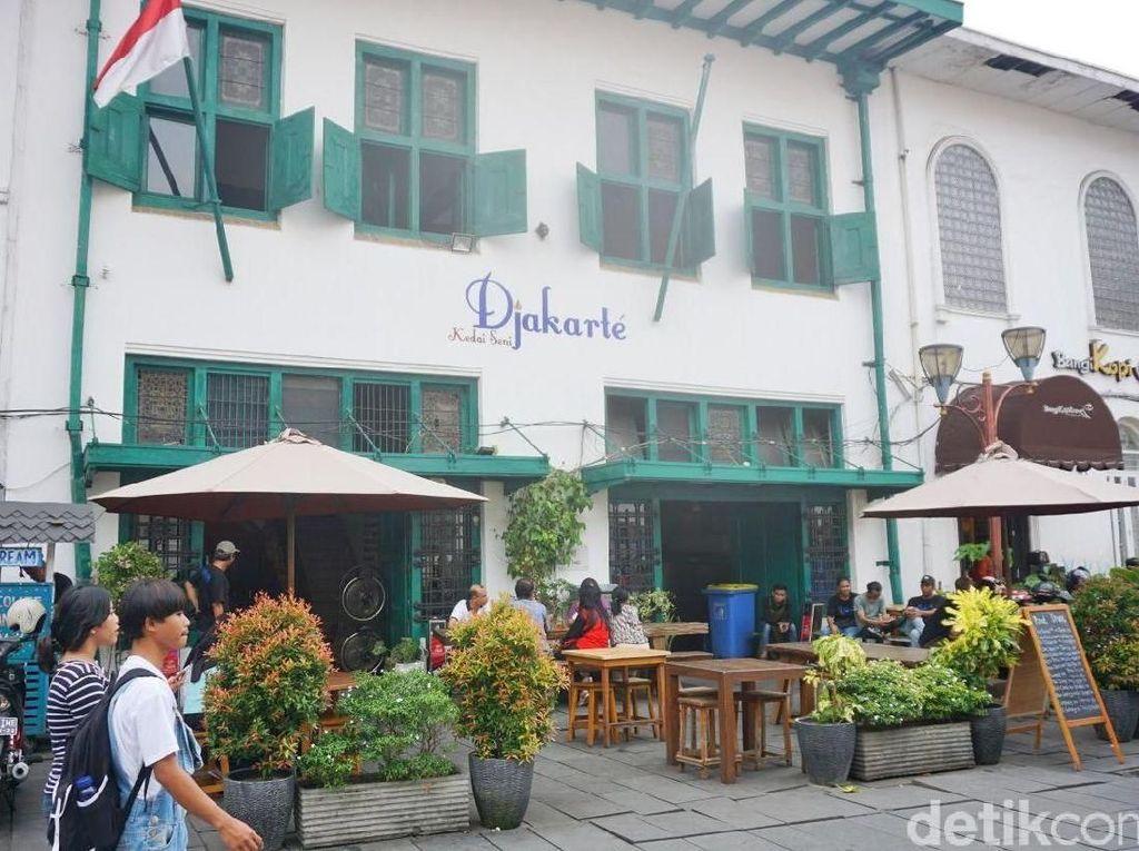 8 Kafe di Kota Tua Ini Punya Makanan Enak dan Spot Instagramable