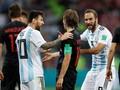 Meme Kocak Messi Usai Argentina Dipermalukan Kroasia