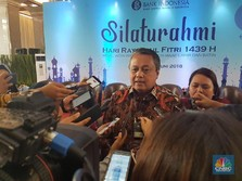 RDG Juni, Pembuktian Pro Stability Pro Growth Perry Warjiyo