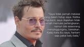 Johnny Depp mengaku ada sebab mengapa dia cenderung tak ingin membawa masalahnya dengan TMG ke ranah publik. Namun kali ini, ia tak bisa lagi diam. (AFP PHOTO/Johannes EISELE)