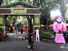 Ultah DKI, Pasar Seni Ancol Disulap Jadi Kampung Betawi
