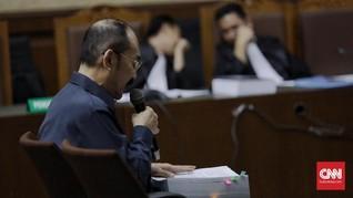Sidang Vonis Fredrich Yunadi Digelar Kamis Pekan Depan