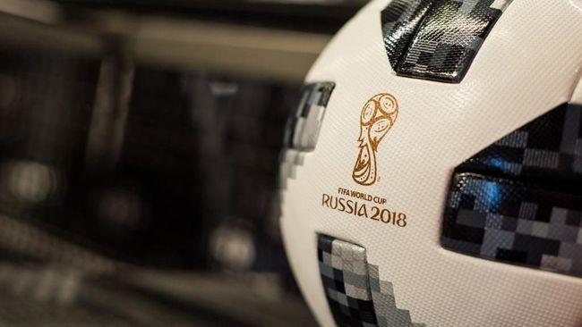 5 Fakta Menarik Piala Dunia 2018