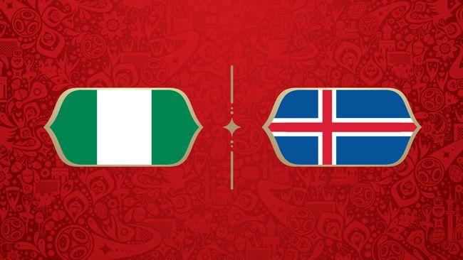 live nigeria vs islandia di grup d piala dunia 2018