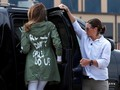 7 Momen 'Saltum' Melania Trump yang Tuai Kontroversi