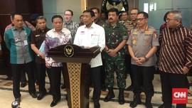 Menkopolhukam Janjikan Aparat dan PNS Netral di Pilkada 2018