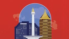 Jakarta Tambah Usia, Tambah Padat