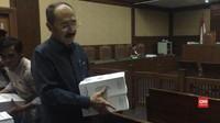VIDEO: Fredrich Begadang Dua Minggu Susun Pledoi 2000 Halaman