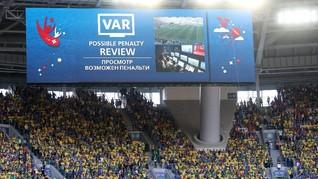 8 Drama yang Libatkan VAR di Piala Dunia 2018